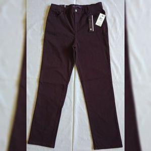 New Gloria Vanderbilt Slimming Jeans Size 10P